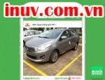 Giá xe Mitsubishi Attrage 1.2 CVT