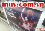 In quảng cáo khổ lớn bằng công nghệ in UV