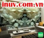 In tranh dán tường 3D TPHCM bằng công nghệ in UV