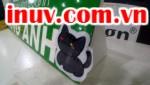 In UV decal sticker - máy in UV trực tiếp thực hiện in sticker, tem nhãn cao cấp