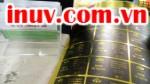 Sử dụng công nghệ in UV cao cấp in decal mực dầu