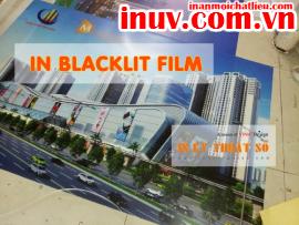 [In ấn mọi chất liệu] In trang trí kính với backlit film