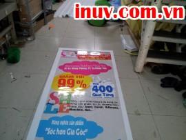 In nhanh Poster chương trình quà tặng khuyến mãi khi mua xe Kia CD5