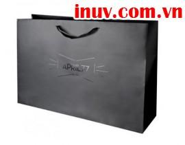 [In phun UV] In phun UV trên túi giấy cao cấp