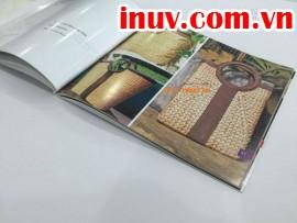 In UV catalogue - in catalogue phủ UV toàn phần, định hình giá rẻ