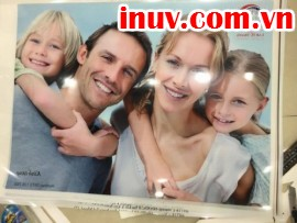 In UV trên backlit film chất lượng dùng để hộp đèn quảng cáo